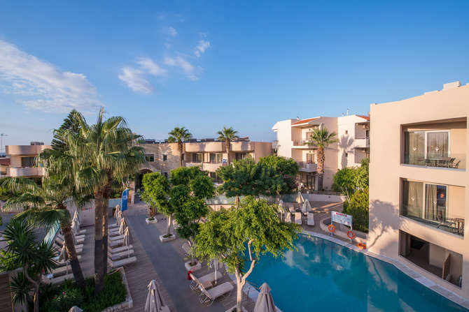 Cactus Beach Hotel & Bungalows Stalís (Stalída)