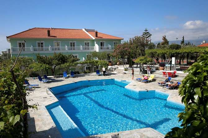 Hotel Evelin Pythagorion