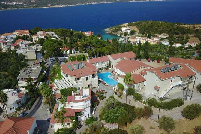 Ino Village Hotel Samos-Stad