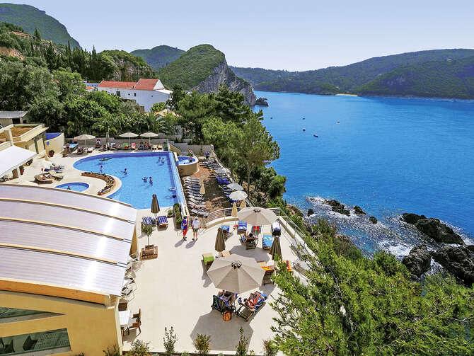 Akrotiri Beach Hotel Paleokastritsa