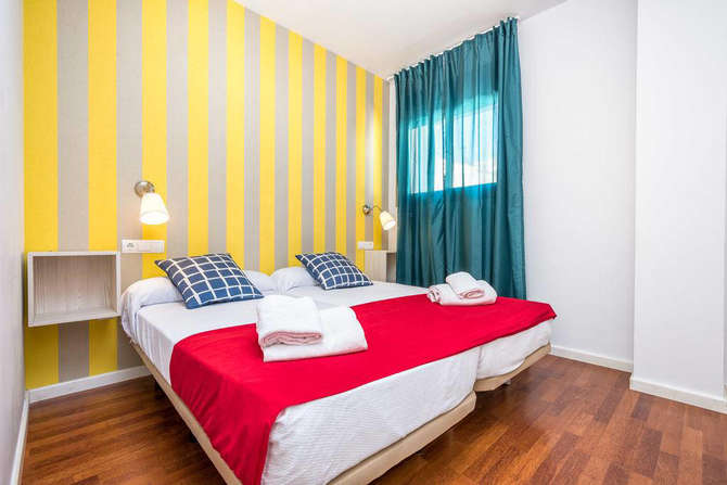 Appartementen Soho Boutique La Merced Málaga