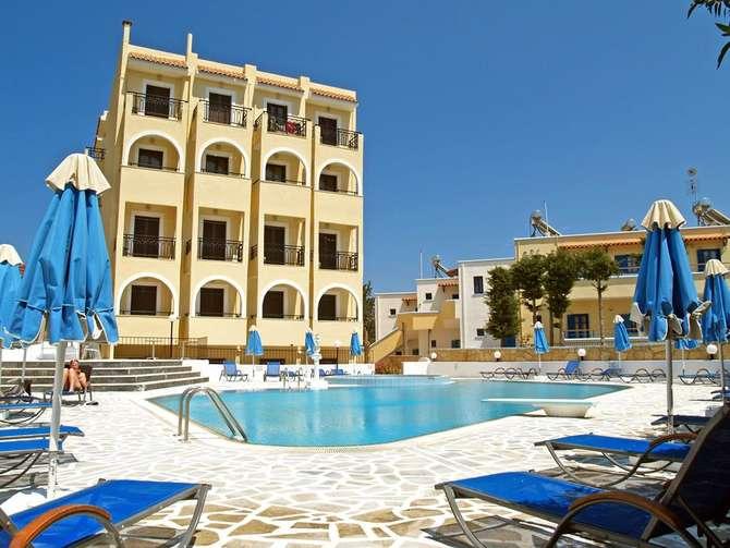 Blue Bay Hotel Karpathos-Stad