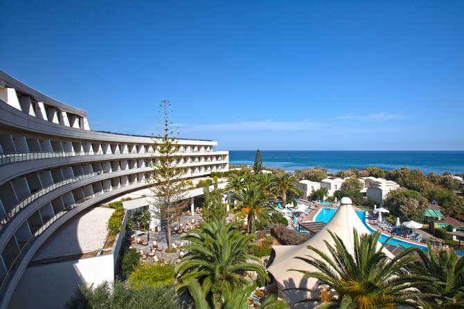 Agapi Beach Hotel Agia Marina