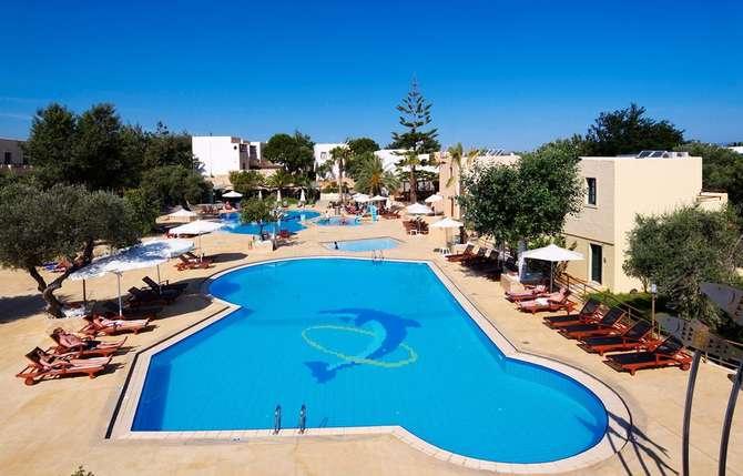 Sirios Village Luxury Hotel Chania