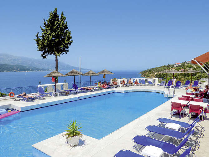 Hotel Andromeda Samos-Stad