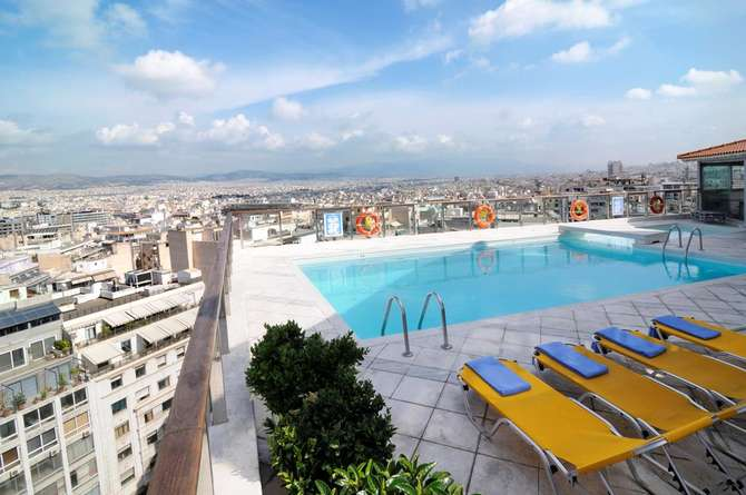Dorian Inn Hotel Athene