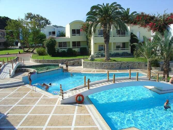 Avra Beach Resort Rhodos-Stad