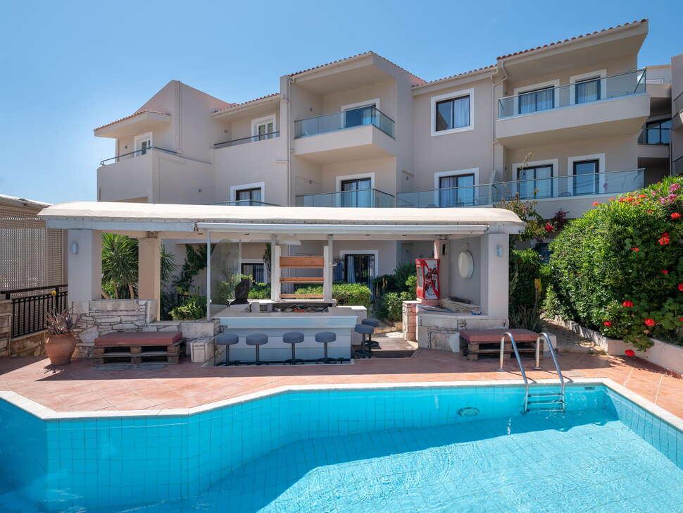 Aparthotel Eva Mare