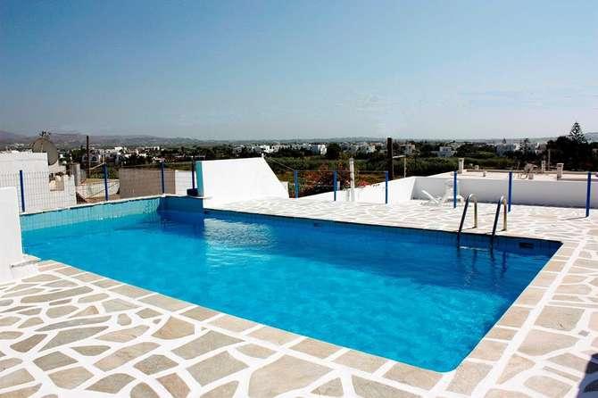 Mare Naxia Hotel Naxos-Stad