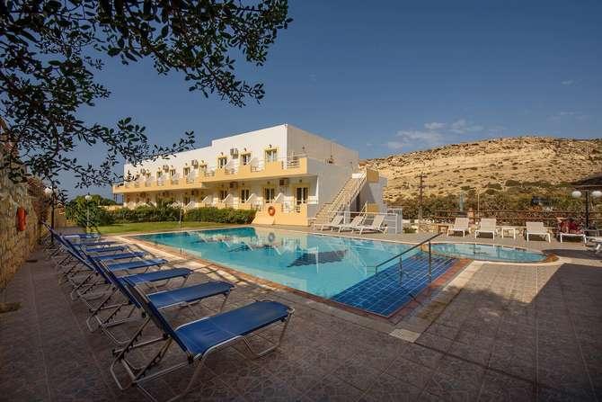 Hotel Zafiria Matala