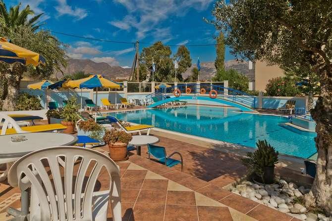 Olympic Hotel Karpathos-Stad