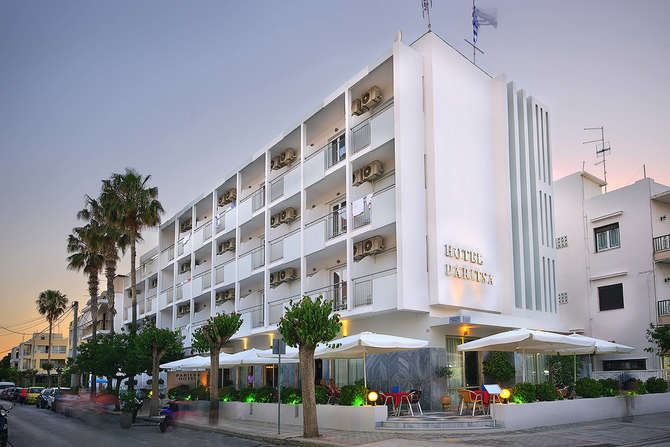 Paritsa Hotel Kos-Stad