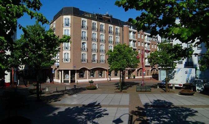 Hotel Aezaert Blankenberge