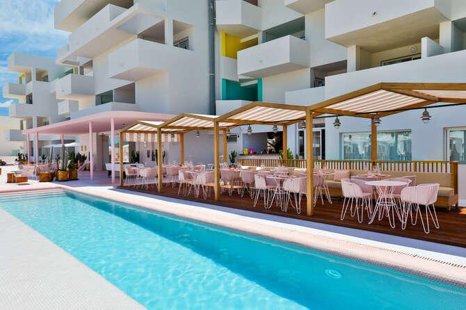 Paradiso Ibiza Art Hotel Cala de Bou