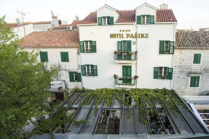 Heritage Hotel Pasike Split
