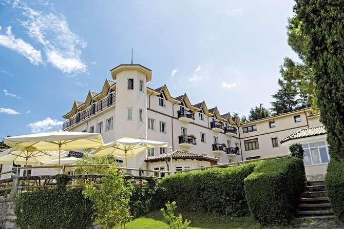 Hotel Bellavista San Zeno di Montagna