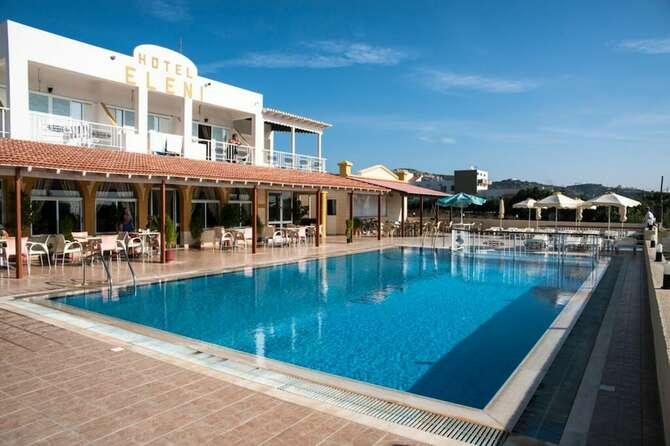 Eleni Hotel Kefalos