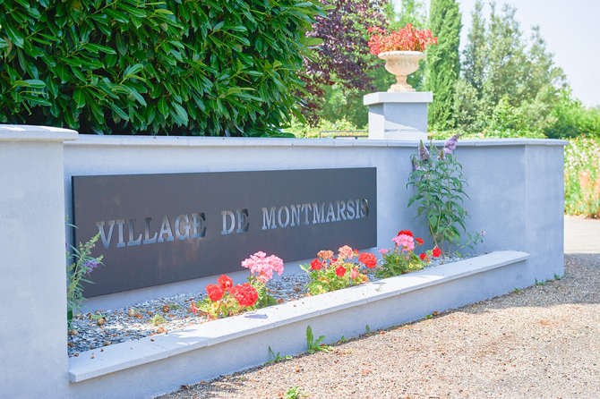 Village de Montmarsis Gourdon