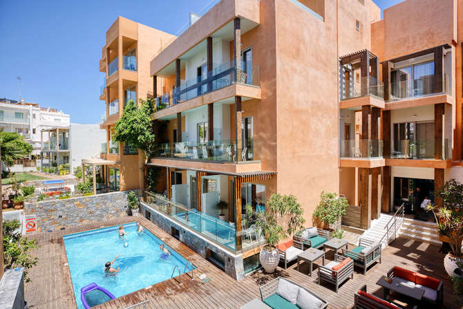 Palmera Beach Hotel & Spa Chersonissos