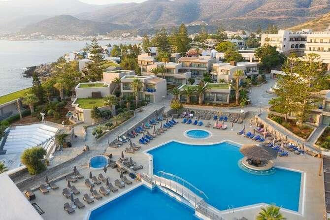 Nana Beach Hotel Stalís (Stalída)