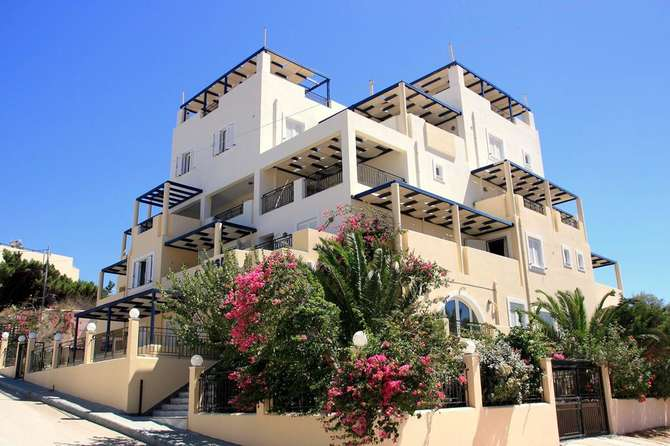 Hotel Ta Nisia Karpathos-Stad