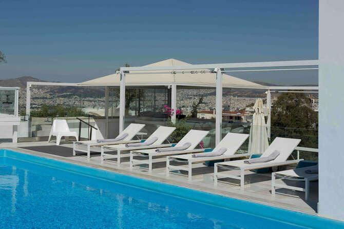 St. George Lycabettus Hotel Athene
