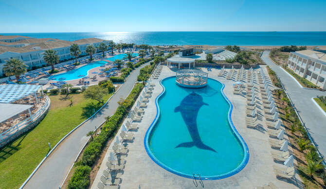 Aquis Sandy Beach Resort Agios Georgios