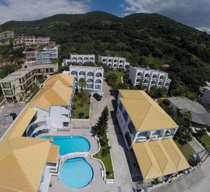 Vrachos Beach Hotel Vráchos
