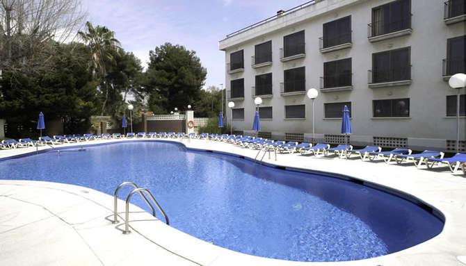 Hotel Ciudad de Castelldefels Castelldefels