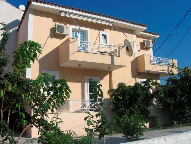 Villa Eleni Kokkari