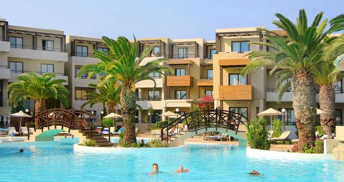D'Andrea Mare Beach Resort Trianda (Ialyssos)