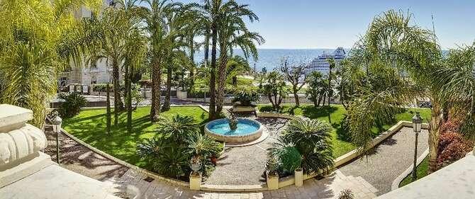 Hotel Hermitage Monaco Monte-Carlo