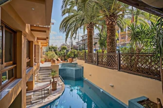 Brascos Hotel Rethymnon