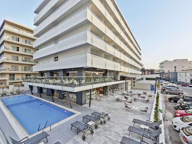 Alexia Premier City Hotel Rhodos-Stad
