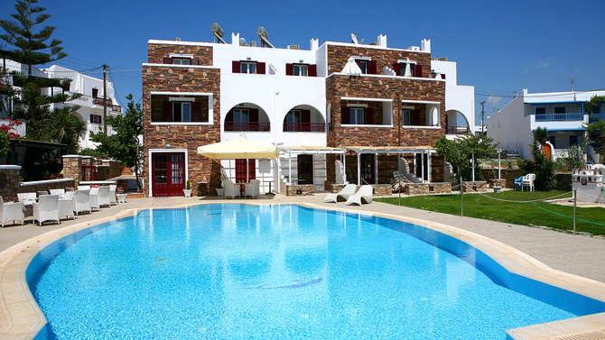 Ariadne Hotel Agios Prokopios