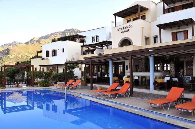 Stefanos Village Hotel Plakiás