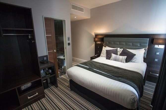 The W14 Hotel Kensington London Londen
