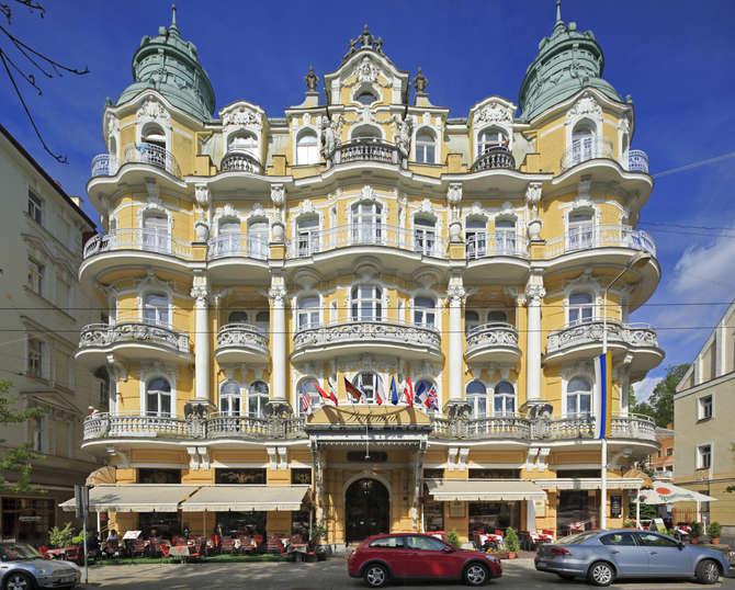 Spa Hotel Bohemia Mariënbad