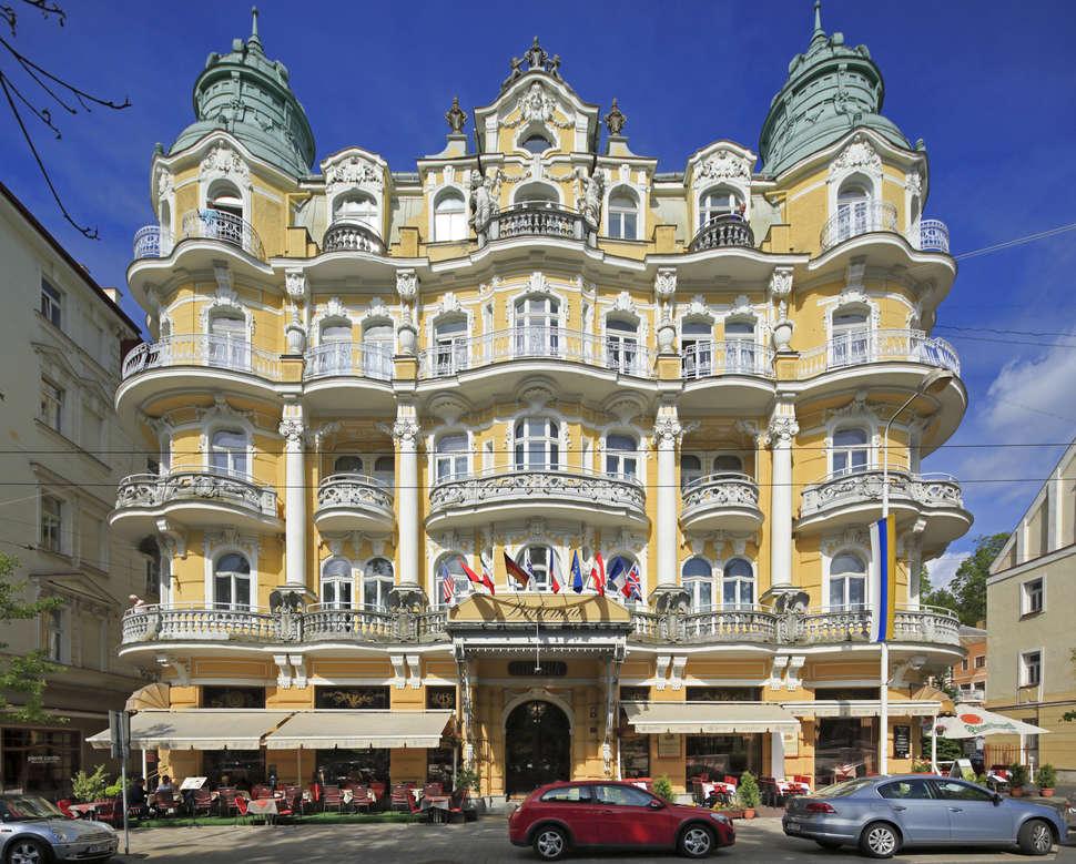 Spa Hotel Bohemia