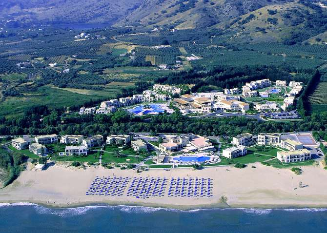 Pilot Beach Resort Georgioupolis