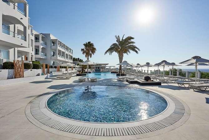 Dimitra Beach Hotel Psalidi