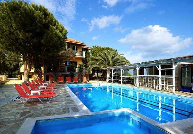 Ledra Samos Hotel Kámpos