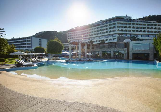Amathus Beach Hotel Rhodes Rhodos-Stad