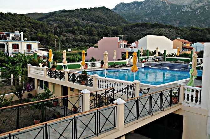 Athena Hotel Kokkari
