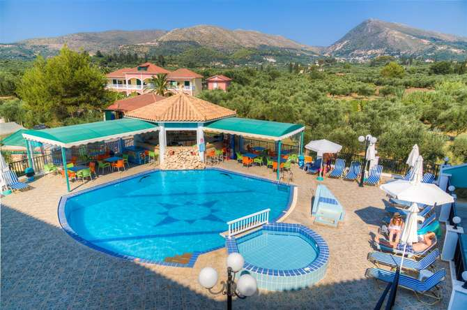 Appartementen George & Dawn Agios Sostis