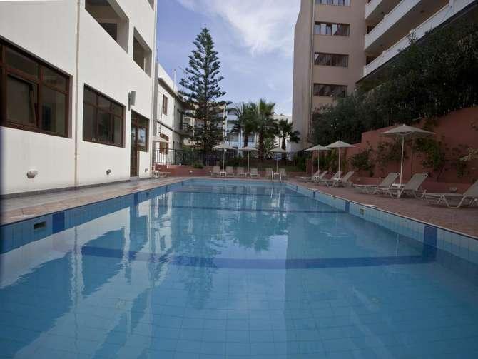 Appartementen Bella Mare Rethymnon