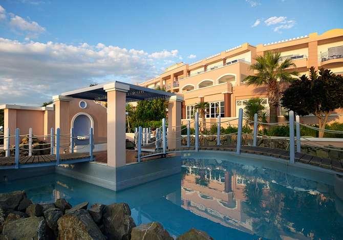 Mitsis Rodos Village Beach Hotel Kiotari