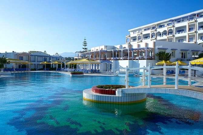 Serita Beach Hotel Anissaras