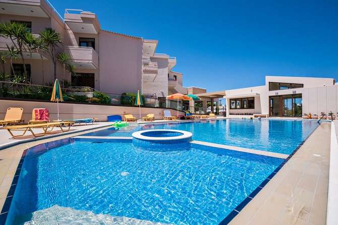 Oscar Village & Suites Platanias