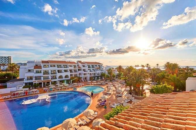 Hotel Club Bahamas Playa d'en Bossa